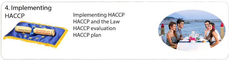 implementing haccp